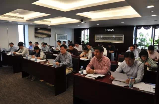 市经济和信息委今召开科创中心建设工作部署会议