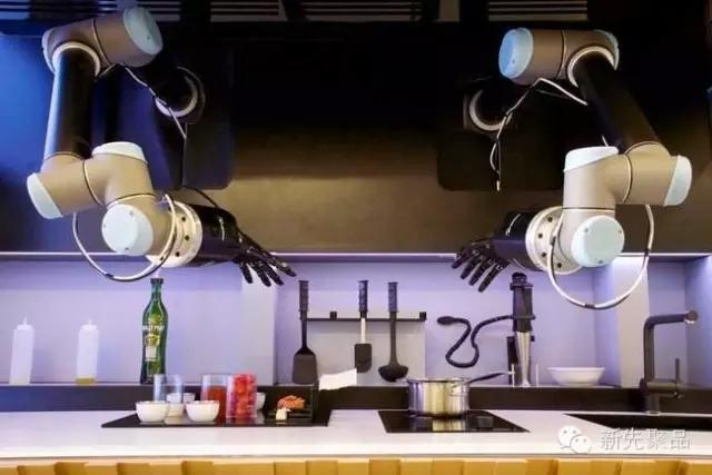 让机器神厨在家给你做大餐?这不是在做梦!
