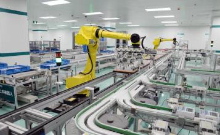 """制造业低端产能自动化趋势是国产机器人的""""大机会"""""""